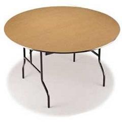 השכרת שולחן עגול
